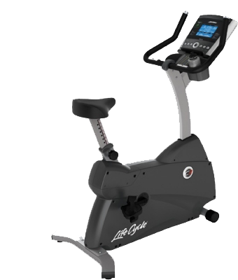 C3 Upright Bike – Go Console