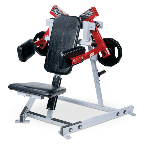 Hammer Stregth Plate Loaded – Lateral Raise