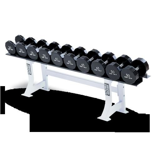 Hammer Strength – 1 Tier Dumbbell Rack