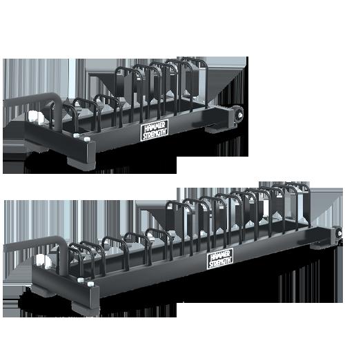 Hammer Strength – Bumper Plate Storage