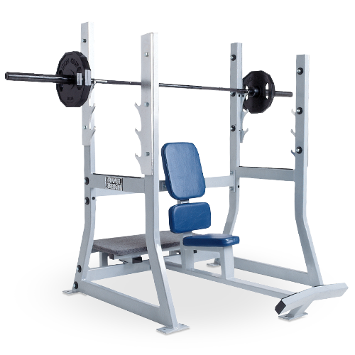 Hammer Strength – Olympic Military Bench