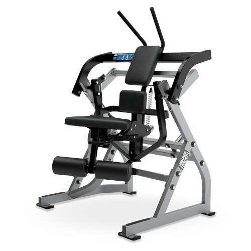Hammer Strength Plate Loaded – Abdominal Oblique Crunch