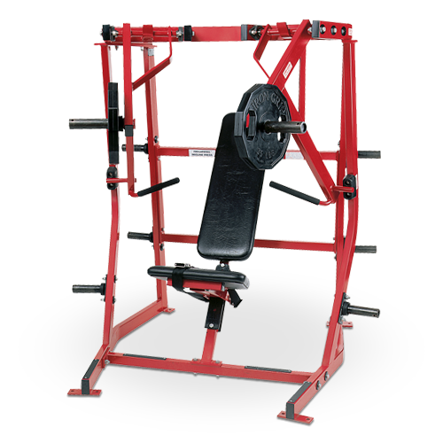 Hammer Strength Plate Loaded – Iso-Lateral Decline Press