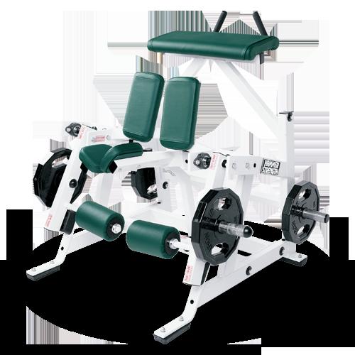 Hammer Strength Plate Loaded- Iso Lateral Kneeling Leg Curl