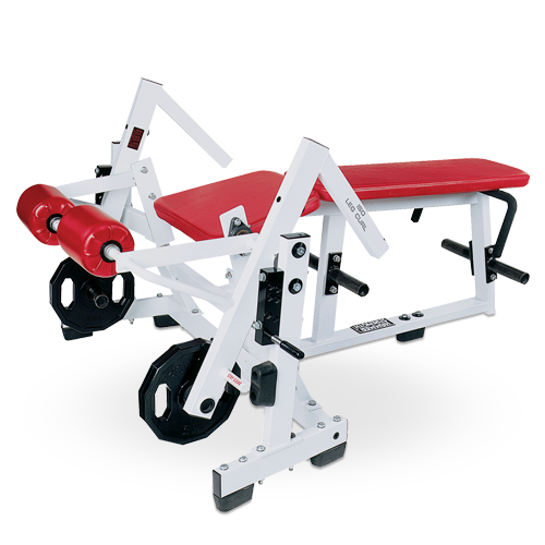 Hammer Strength Plate Loaded- Iso Lateral Leg Curl