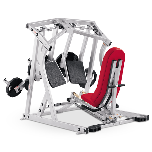 Hammer Strength Plate Loaded- Iso Lateral Leg Press