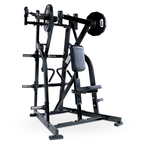 Hammer Strength Plate Loaded – Iso-Lateral Low Row