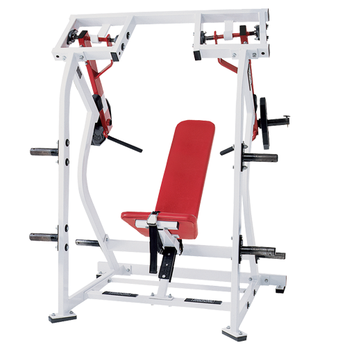 Hammer Strength Plate Loaded – Iso-Lateral Shoulder Press