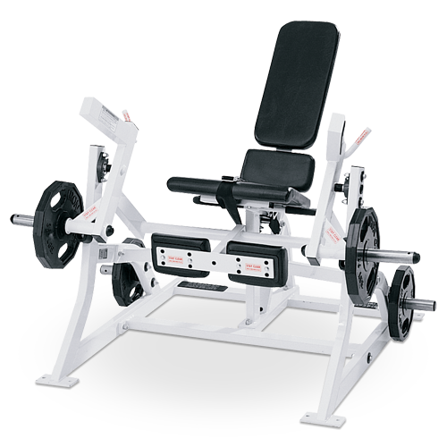 Hammer Strength Plate Loaded – Leg Extension