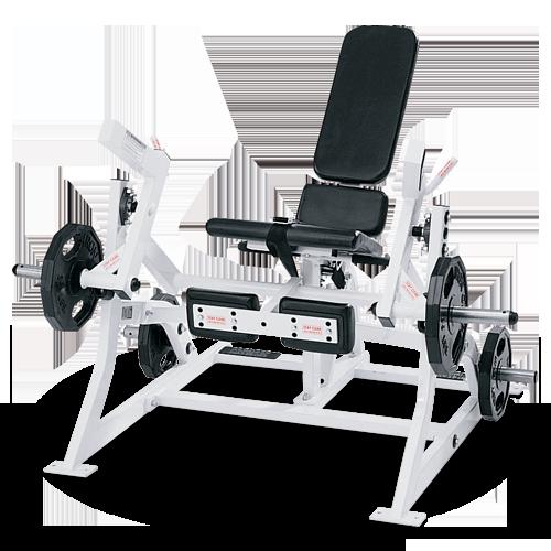 Hammer Strength Plate Loaded – Leg Extension
