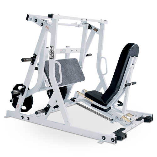 Hammer Strength Plate Loaded – Leg Press