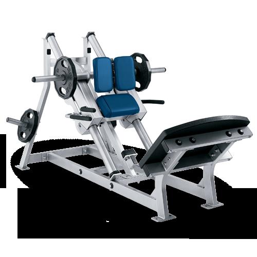 Hammer Strength Plate Loaded – Linear Hack Press