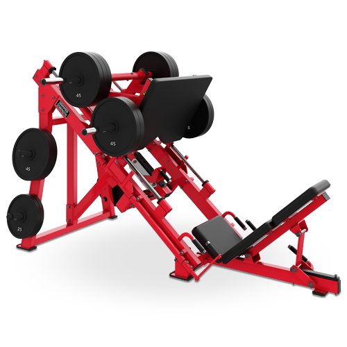 Hammer Strength Plate Loaded – Linear Leg Press