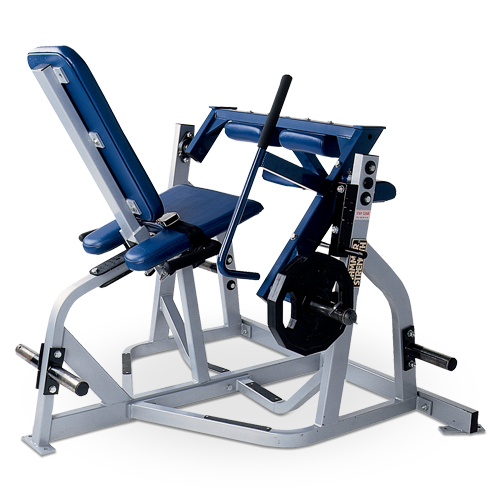 Hammer Strength Plate Loaded – Seated Leg Curl