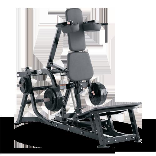 Hammer Strength Plate Loaded – V-Squat