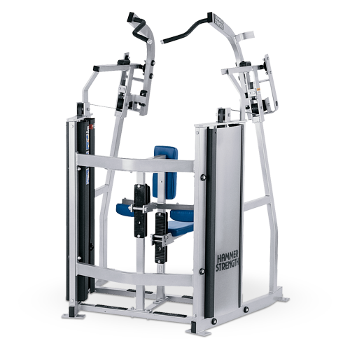 Iso-Lateral Front Pulldown