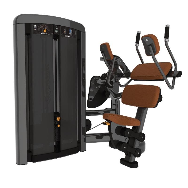 Life Fitness Strength Insignia-Abdominal