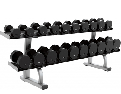 Two Tier Dumbell Rack