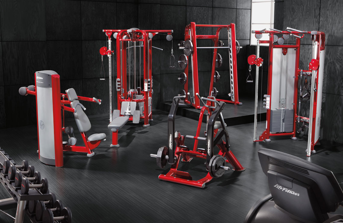 Gym Equipment Installation Perth Western Australia